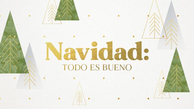 Navidad: Todo es bueno